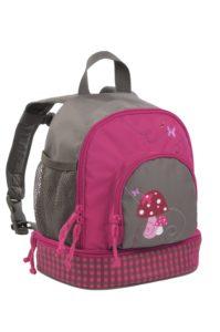 Lässig Kinderrucksack Mini Backpack, Mushroom magenta
