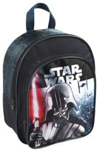Undercover SWHX7601 - Rucksack mit Vortasche Star Wars, circa 30 x 23 x 9 cm